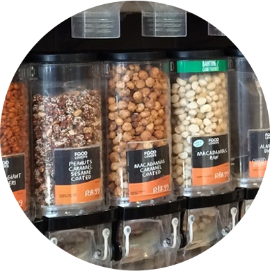 nuts and nibbles image