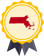 Massachusetts badge